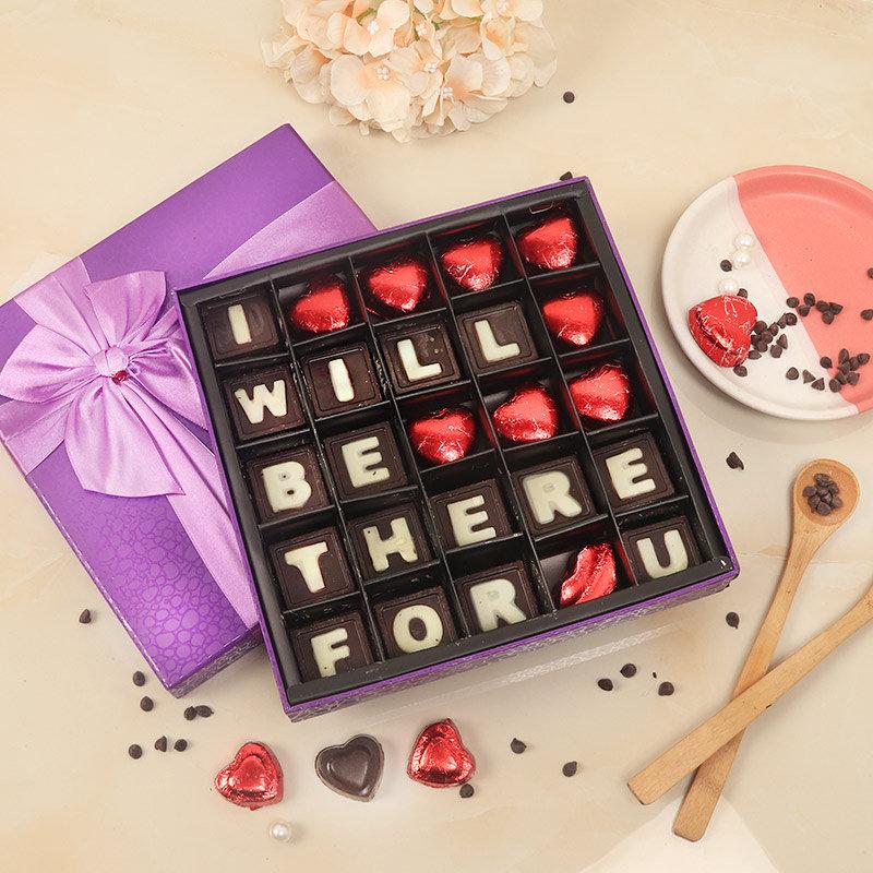 Handmade Love Chocolates for Lover