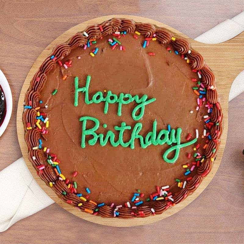 Chocolicious Birthday Cake